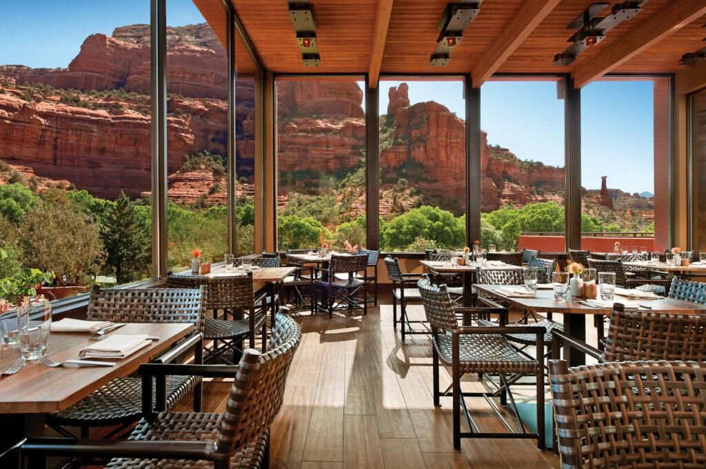 Photo courtesy of Enchantment Resort